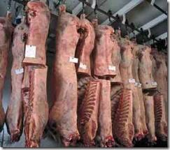 Maduración de la carne para ganar jugosidad.